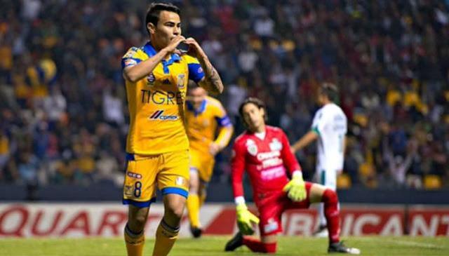 lucas zelarrayan primer gol en mexico - noticias belgrano de cordoba