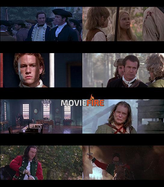 The Patriot (2000) 1080p