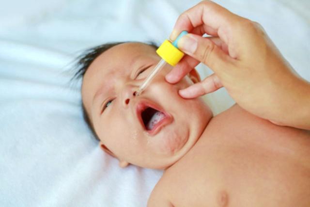 Cara Mengatasi Batuk Pada Bayi yang Baru Lahir
