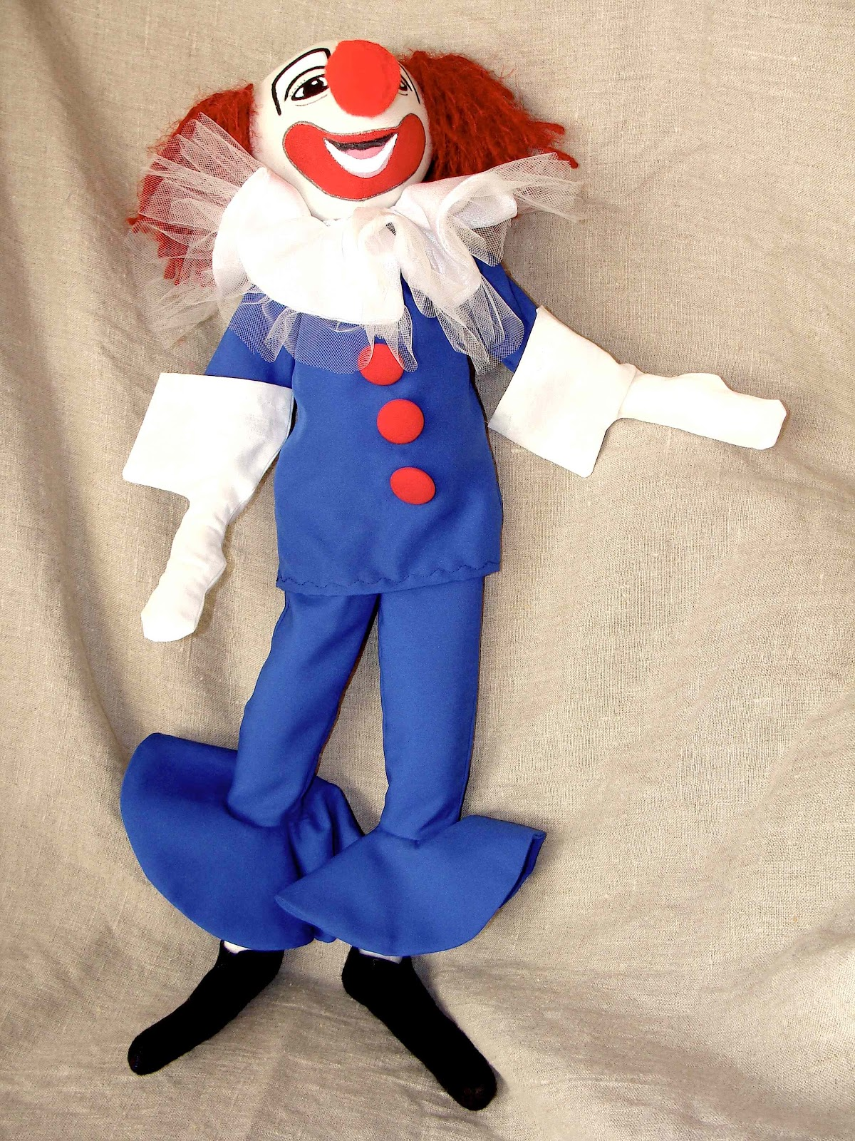 Maker Dolls Bozo Really