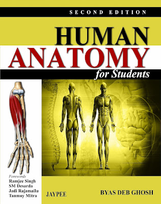 Medical Books Free: Human Anatomy for Students (2nd Edition) by Byas ...