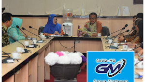 MAKASSAR - Gubernur Minta DPLHD Sinergi Dengan Kabupaten/Kota