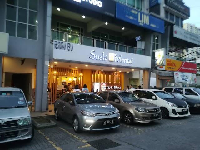 Pengalaman Menikmati Sushi Mentai, Setapak KL