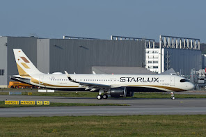 1st Aircraft for Starlux