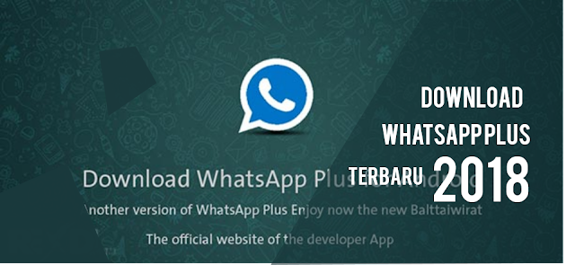 Download WhatsApp Plus v7.50 Mod Apk Full Gratis For Android Terbaru 2018