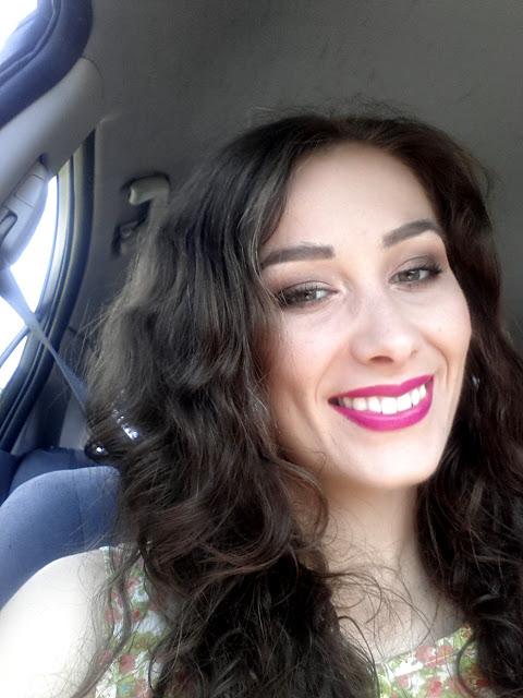 Makijaż na spotkanie blogerek