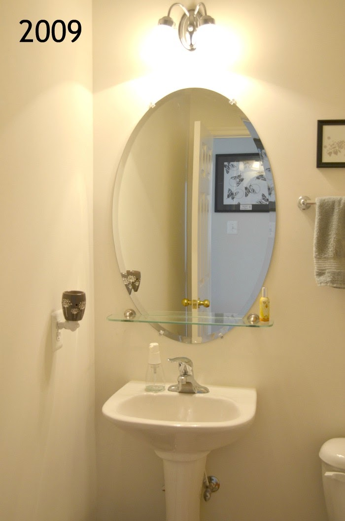 Old Before Powder Room 2009