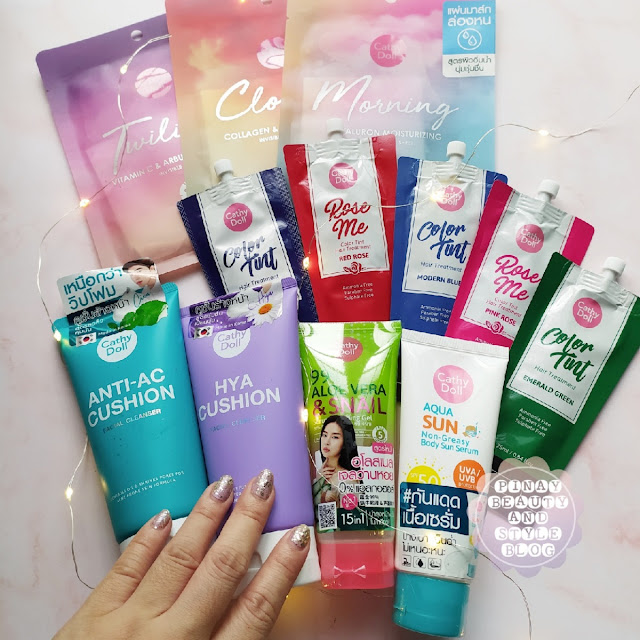 Cathy Doll Perfect Summer New Products for 2021! cathy doll is cruelty free