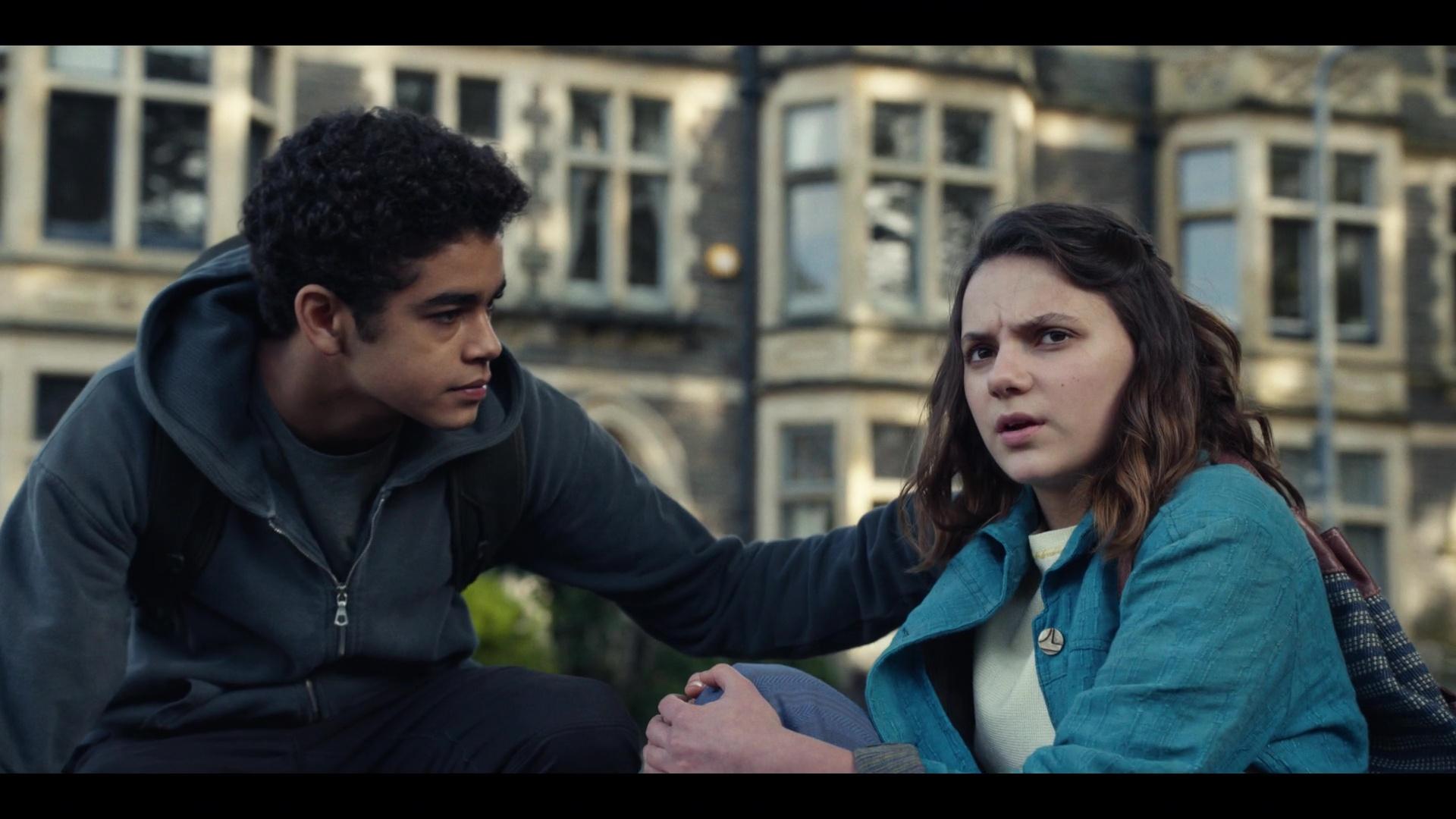 La materia oscura (2020) Temporada 2 1080p WEB-DL Latino