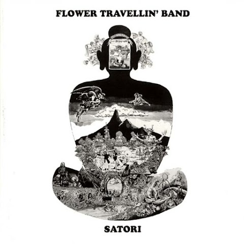 FLOWER TRAVELLIN' BAND - SATORI (1971)