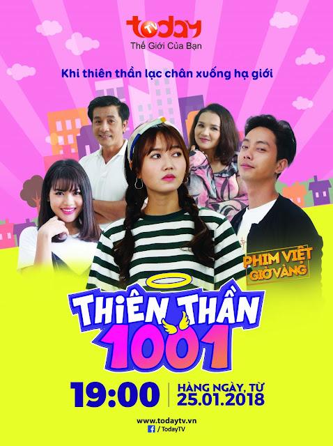 Thiên Thần 1001 - Todaytv