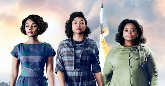 Madeleine reviews HIDDEN FIGURES