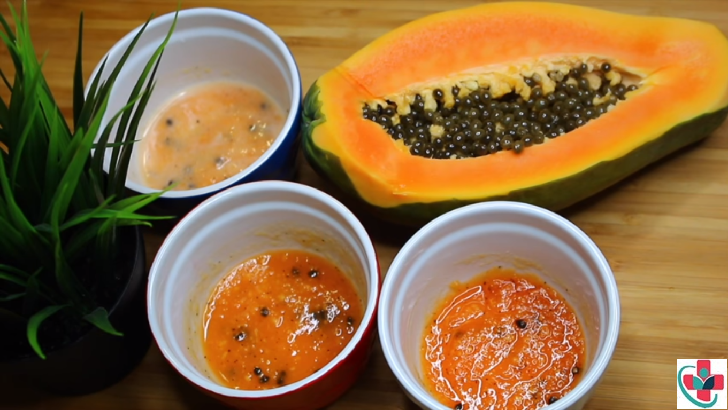 Papaya for beauty