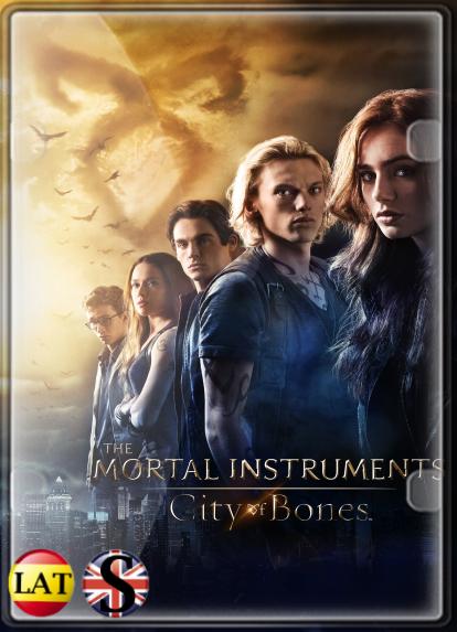 Cazadores de Sombras: Ciudad de Hueso (2013) FULL HD 1080P LATINO/INGLES