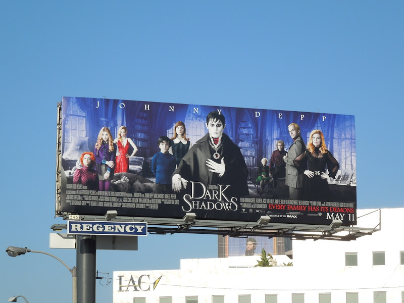 Dark Shadows billboard