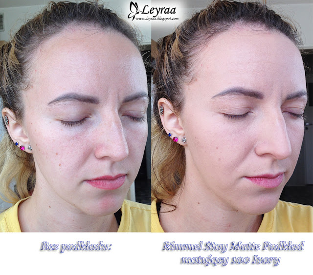 Rimmel Stay Matte Liquid Mousse Foundation - Podkład matujący do twarzy 100 Ivory