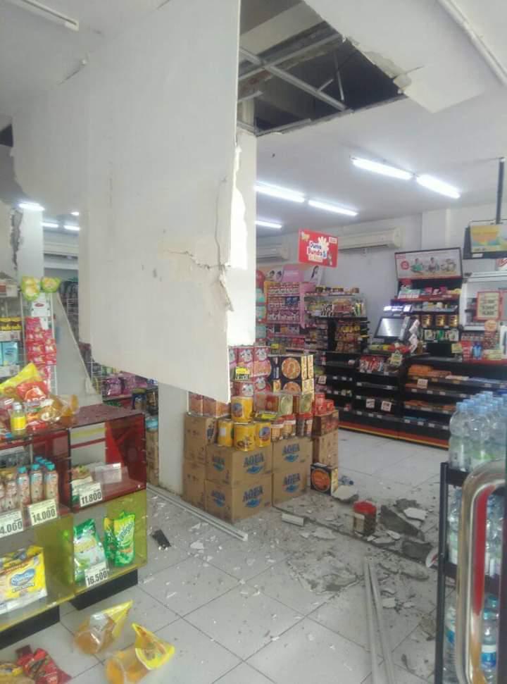 Dihantam Gempa Beruntun, Begini Kondisi Lombok