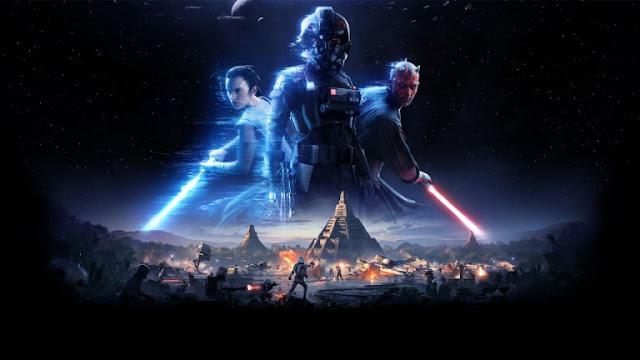 طور الشاشة المنفصلة سيقدم على لعبة Star Wars : Battlefront II لكل من جهاز PS4 و Xbox One