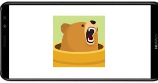 تنزيل برنامج TunnelBear vpn Premium mod pro مدفوع مهكر بدون اعلانات بأخر اصدار من ميديا فاير