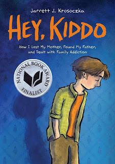 Book Review: Hey, Kiddo by Jarrett Krosoczka (updated)