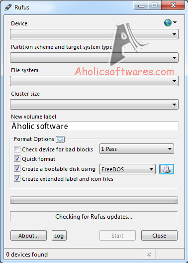 Rufus is a simple utility which makes it easy to build bootable USB drives from ISO images.