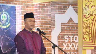Buka STQ XXVI Tingkat Provinsi, Berikut Permintaan Gubernur NTB Pada Dewan Hakim
