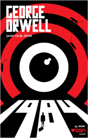 George orwell 1984 kapak