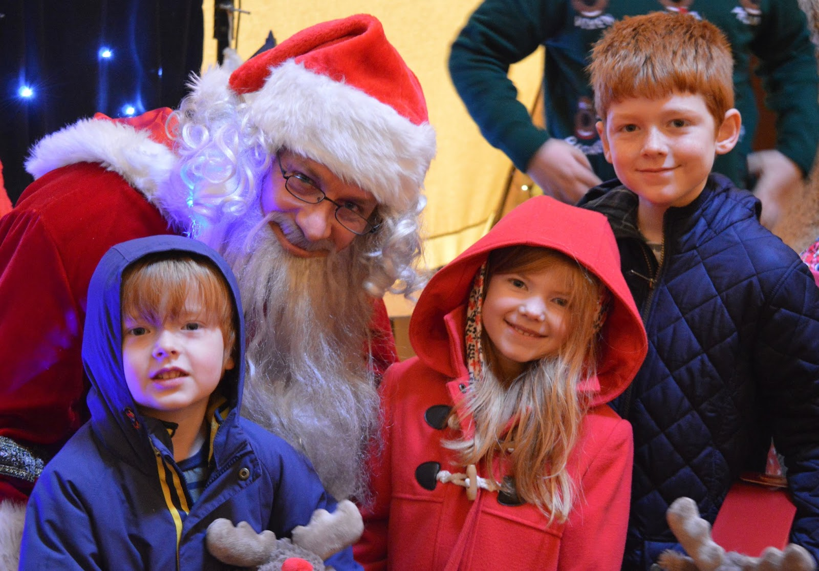 Enchanted Christmas.An Enchanted Christmas At Whitworth Hall Review North