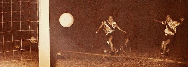 Chile y Ecuador en Campeonato Sudamericano de 1957