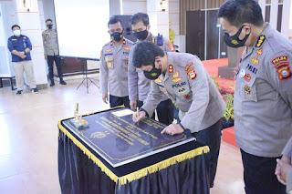 Kapolda Sulsel Resmikan Gedung Perawatan Baru di RS Bhayangkara Makassar