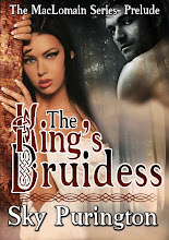 The King's Druidess (The MacLomain Series- Prelude)