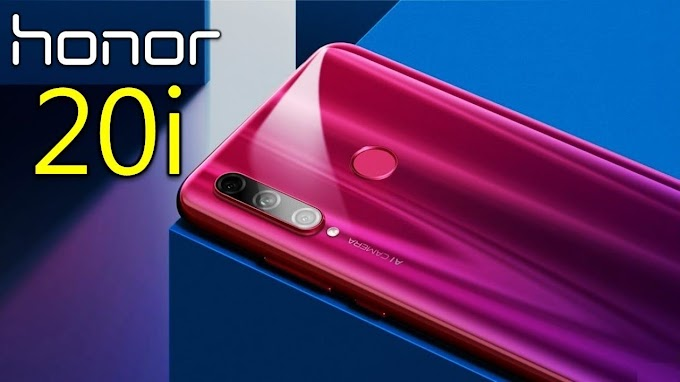 Honor 20i Launched with 32 Megapixel Selfie Camera: Price, Specifications Detail