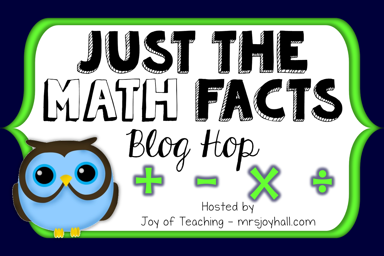 Mr Elementary Math Just The Math Facts Addition Facts Web Games
