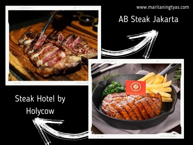 holycow steak jakarta