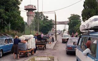 1989 година на българо-турската граница