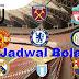 Jadwal Bola Hari Ini: Liga Champions, Liga Inggris, Liga Spanyol, Liga Prancis, Liga Italia, Liga Jerman