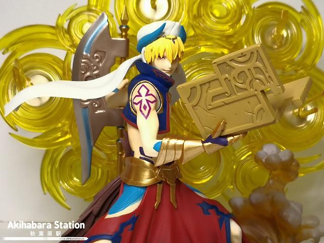 Review Figuarts ZERO Caster / Gilgamesh de Fate/Grand Order.