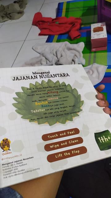 Mengenal Jajanan Nusantara