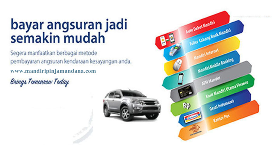Kredit Mobil Bekas Mandiri Pinjaman Dana