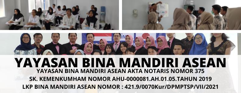 Yayasan Bina Mandiri Asean