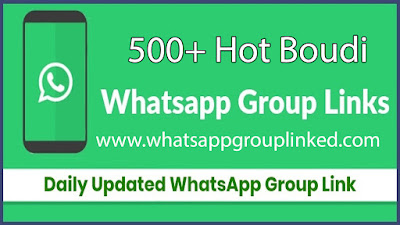 Boudi Whatsapp Group Link