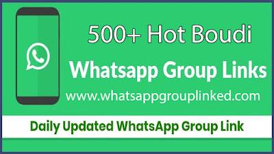 Boudi Whatsapp Group Link