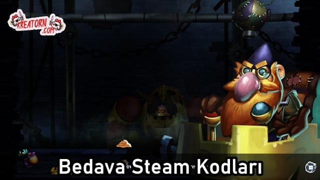 Nubarron: The adventure of an unlucky gnome - Bedava Steam Kodları
