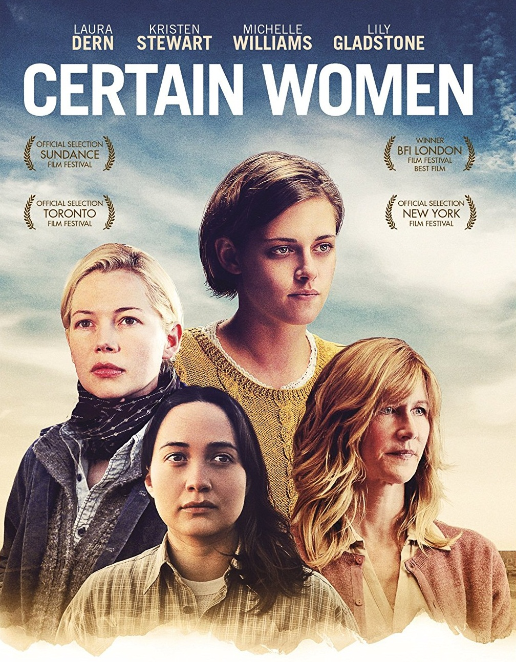 Certain Women [2016] [DVDR] [NTSC] [Latino]