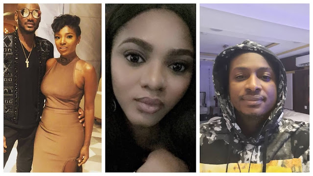 Tuface's sister-in-law, Rosemary Idibia and her husband Charles Idibia Joins to slam Annie Idibia as she accuses Tuface for sleeping under the same roof with Pero