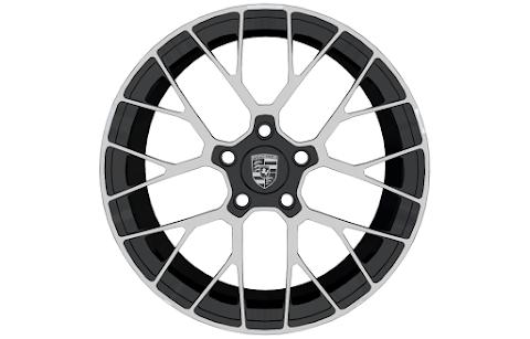 Roda Porsche Cayenne (3D Model)