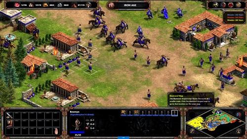 Hiểu đc về những loại nhà cũng chính là người chơi đã nắm được cốt lõi của trò chơi Age of Empires