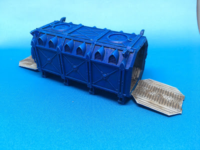 Munitorum Armored Containers Blue