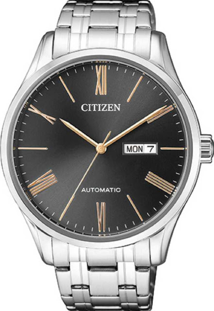 Citizen NH8360-80J Analog Watch