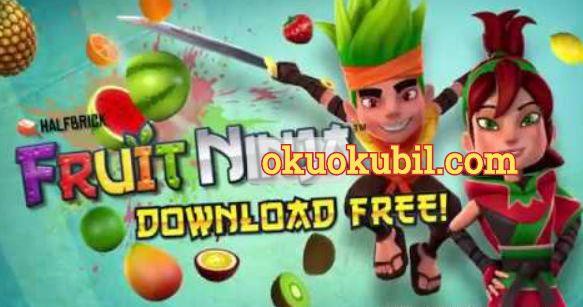 Fruit Ninja 2.8.8 Fırlatma Hızı Hileli Mod Bonus İndir 2020